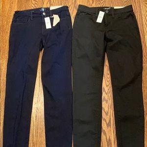 NWT Loft super skinny jeans